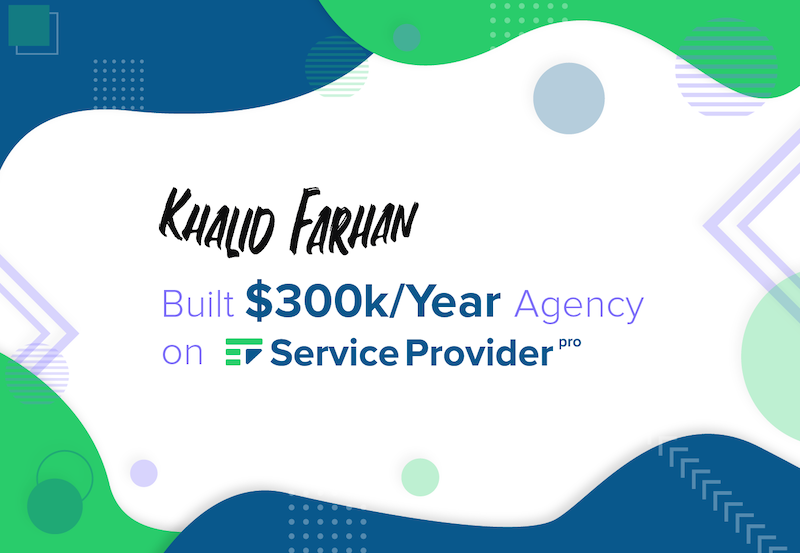 How Khalid Farhan built his agency using SPP software
